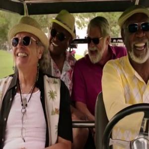 Morgan Freeman & Tommy Lee Jones in Just getting started