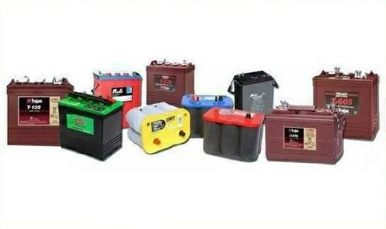 Prime Golf Cars Batteries