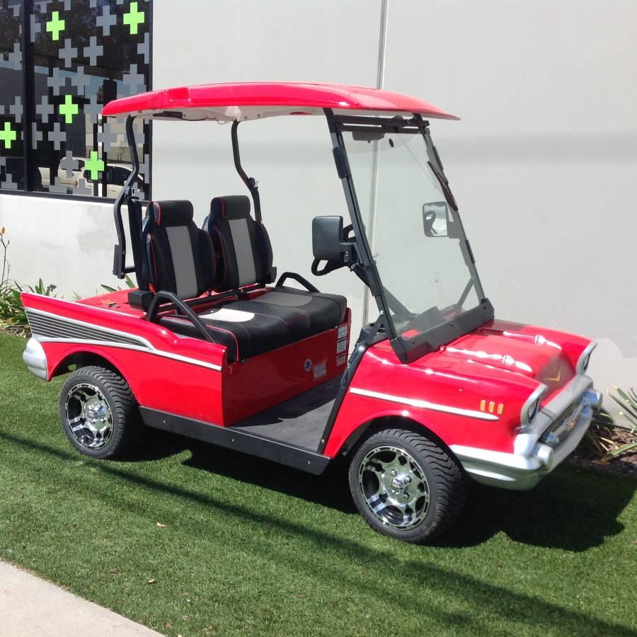 Escalade Golf Cart >> 57 Chevy Golf Cart   57 Chevy Golf Car   Chevy Golf Cart