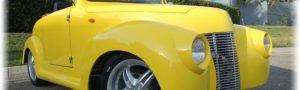 39 Roadster Yellow