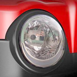 Evolution Revolution Golf Cart | Evolution Revolution Golf Car on league alloy wheels, classic mini alloy wheels, miata alloy wheels, jetta alloy wheels,