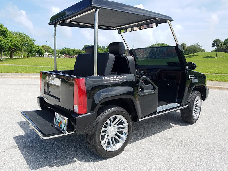 cadillac escalade limo golf car, cadillac escalade limo golf cart