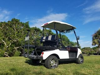t sport golf car