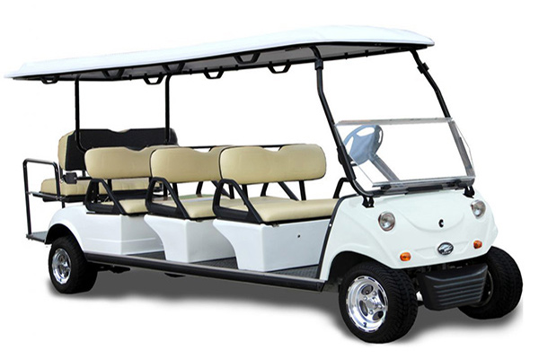 Revolution Golf Cart Evolution Car Limo