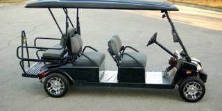 t-sport limo golf cart, t-sport limo golf car, limo golf car