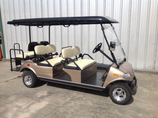 evolution limo golf cart, evolution limo golf car, evolution golf cart
