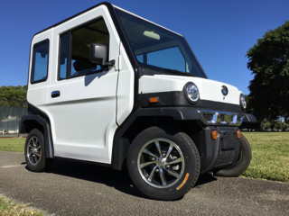 evolution revolution, street legal golf cart, lsv golf cart