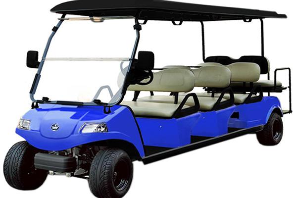 Evolution Golf Cart Clic Forester Revolution Turfman