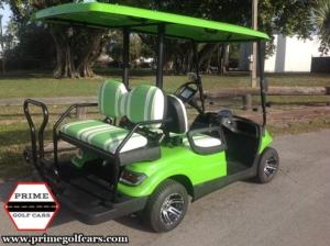 icon i40, icon electric vehicles, icon golf cart