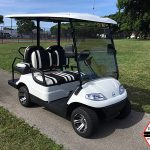 advanced ev golf cart features, advanced ev golf cart, lsv golf cart