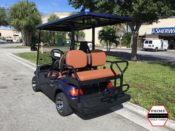 advanced ev 2+2 golf cart, advanced ev golf cart, 2+2 golf cart