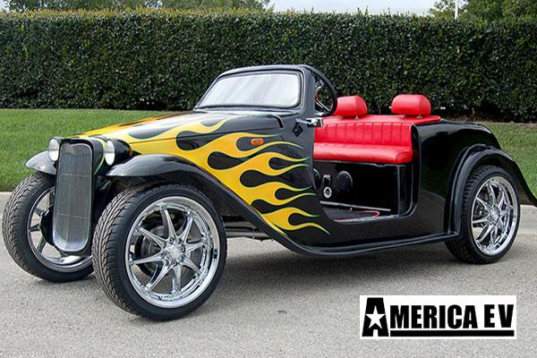 california roadster golf cart, 1932 california roadster golf car