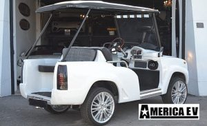 e luxe golf cart, e luxe golf car, e luxe