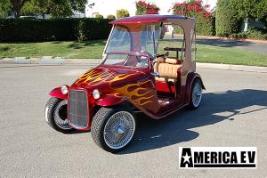 1932 california roadster golf cart, california roadster golf car, gallery